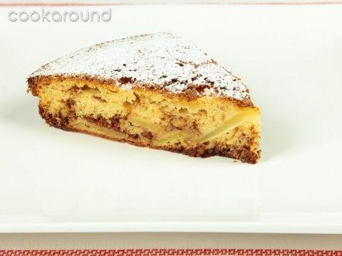 Torta di mele e cioccolato: Ricette Dolci   Cookaround