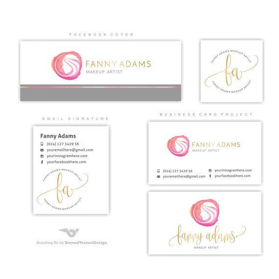 Hair Stylist logo Hair Salon Logo make-up artiest aquarel Logo Beauty salon Logo make-up kunstenaarschap vrouwelijke logo aquarel logo ontwerp Deze Premade Branding Kit zou perfect zijn voor beauty salon, kapsalon, haar stylisten, boetieks, grimeurs en andere.  NA DE AANKOOP, ELK MIJN