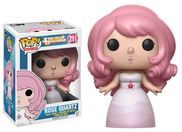 New Steven Universe Funko Pops Give Some Love To The Gems