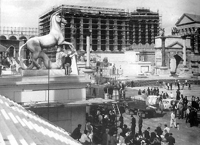 Cinecittà ,1937