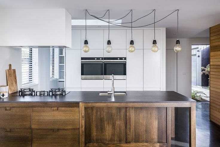 The coolest kitchen designed by Peter Davis from AD Architecture #ADNZ #architecture #kitchen