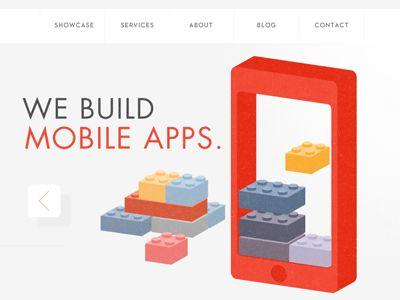 #homepage #slideshow #mobileapp