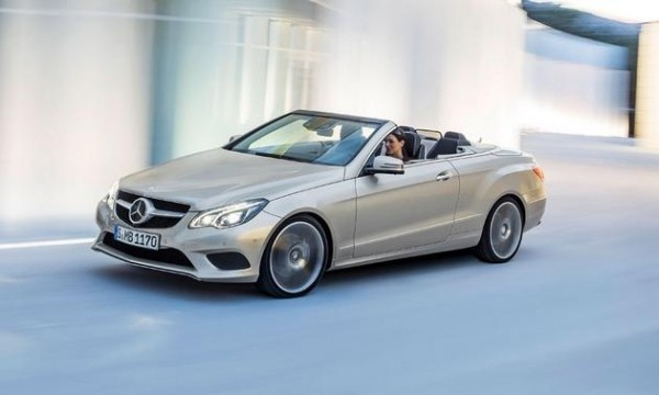 2014 Mercedes E-Class Convertible Reviews and Release Date