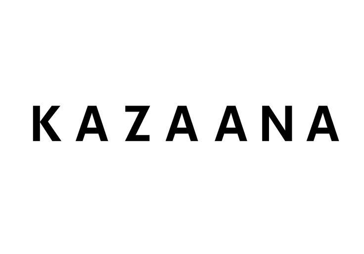 KAZAANA #DESIGN #LOGOTYPE