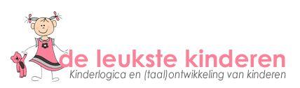De Leukste Kinderen - een website over (taal)ontwikkeling van kinderen.