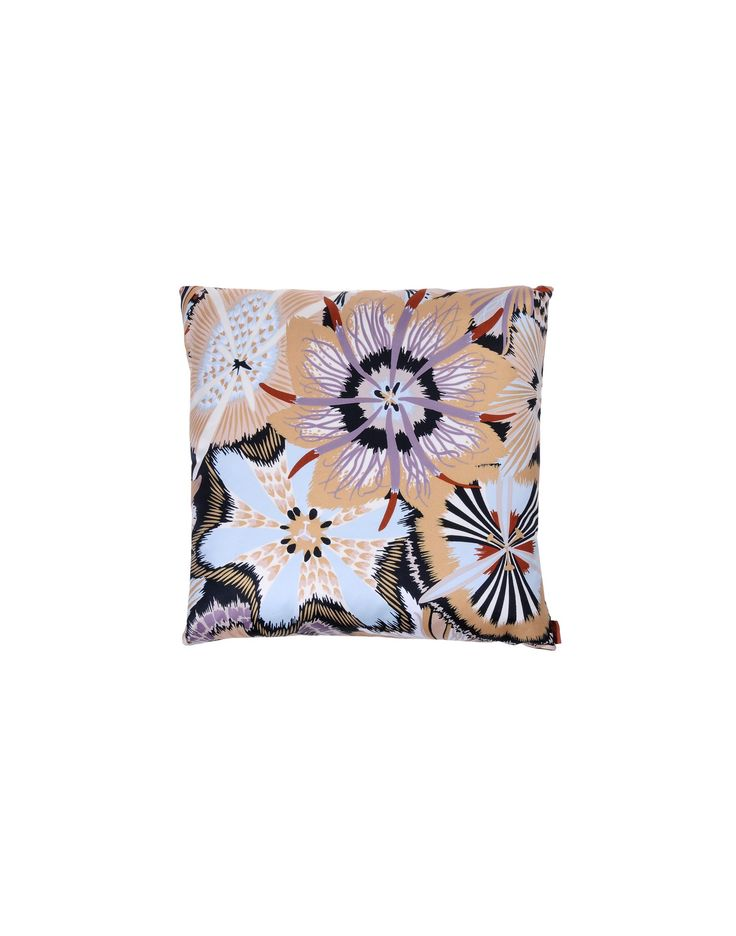 16x16 In. Cushion Missoni Home - 16x16 In Cushions Missoni Home on Missoni Online Store