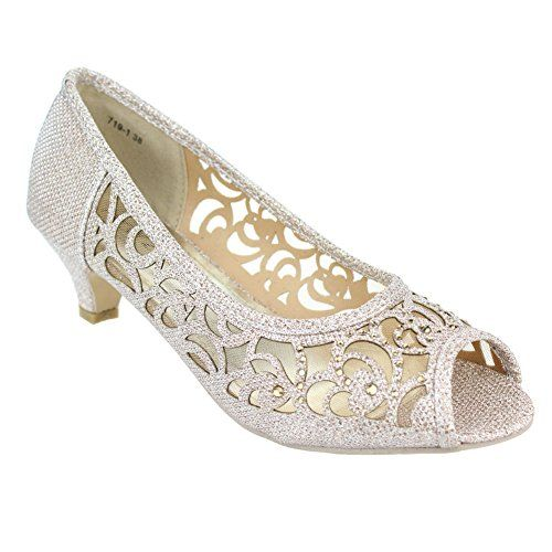 Aarz Women Evening Courts Shoes Low Heel Diamante Sandals Party Wedding Bridal Size (Silver,Gold,Black,Champagne) (3, Champagne) AARZ LONDON http://www.amazon.co.uk/dp/B0153C7JA8/ref=cm_sw_r_pi_dp_9p9Kwb1DGT7DZ