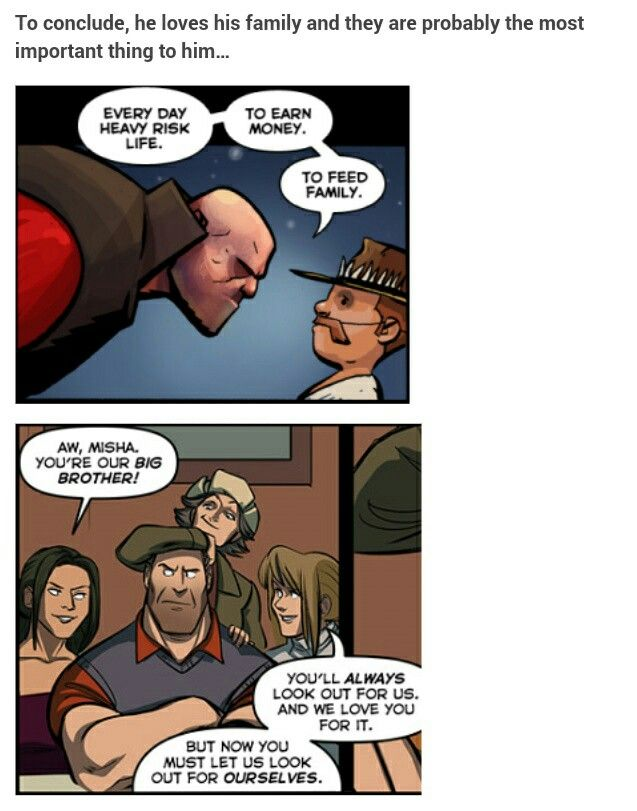 Heavy Is A Stand Up Guy 4 Team Fortress 2 Team Fortress Team