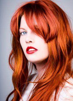 макияж для рыжих девушек фото