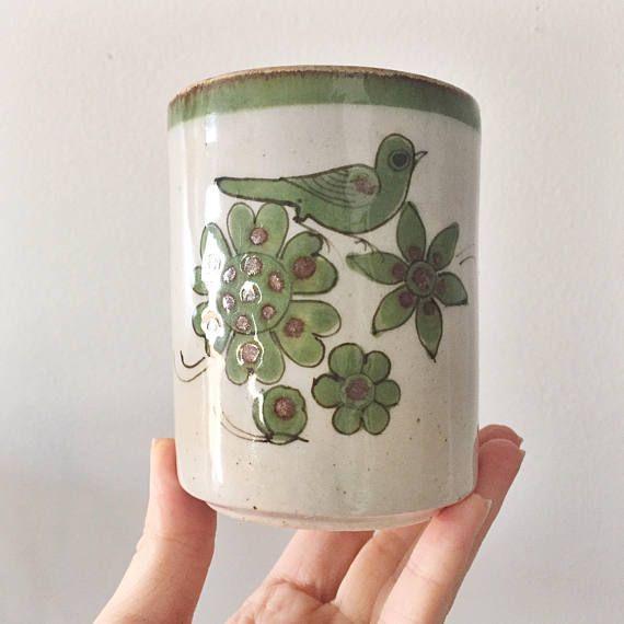 Mexican El Palomar Ceramic Mugs // Ken Edwards Stoneware //