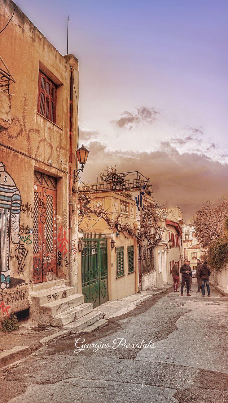 PLAKA..ATHENS..GREECE