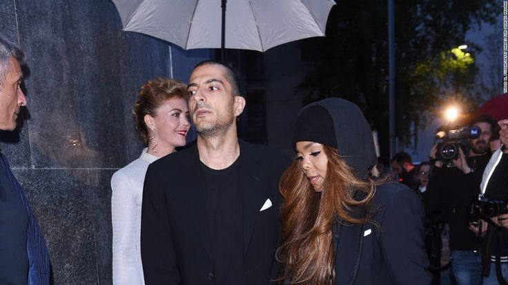 Janet Jackson's romantic relationships have always been shrouded in mystery.