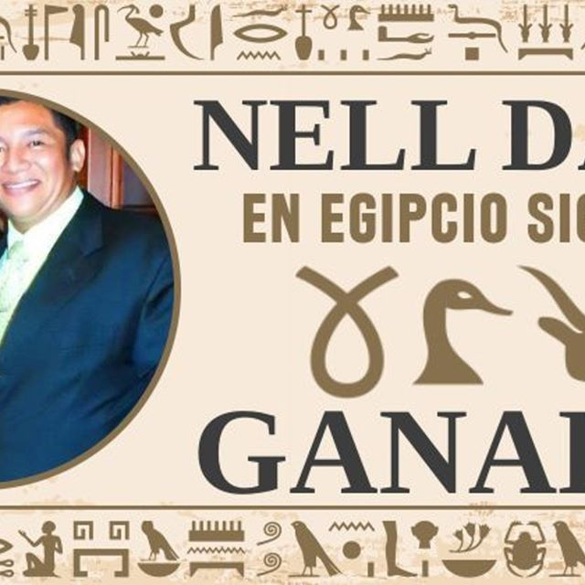 Nell David Perez Gaitan, asi es nacimos para ganar