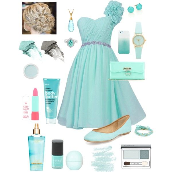 Tasha prom by kat13evers on Polyvore featuring polyvore, fashion, style, Ash, Christian Louboutin, Ippolita, Ettika, Clinique, Bare Escentuals, Rimmel, Eos and Bliss