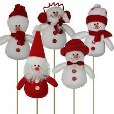 muñecos navideños en tela - Buscar con Google