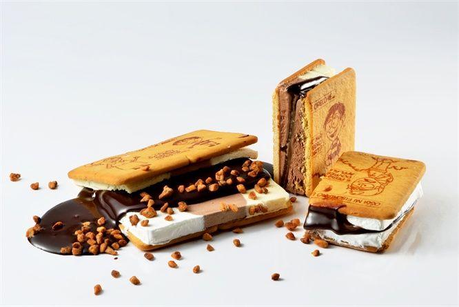 Cucciolone fizz. Creazione di Ernst Knam. #gelato #dolce #icecream #gourmand