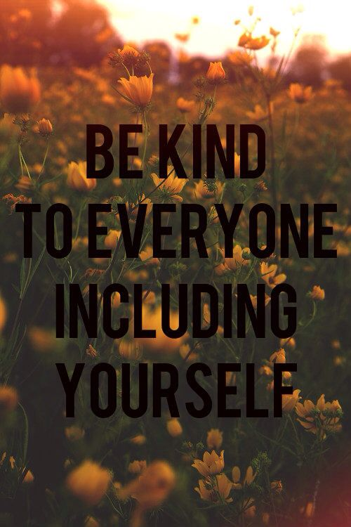 Love Finds You Quote: Be Kind To Everyone