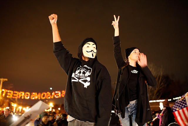 Анонимус Гай Фокс
