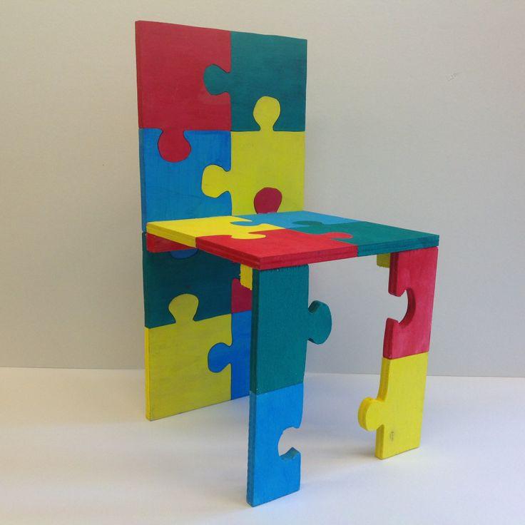 Handvaardigheidswerkstuk 3GT VMBO. Opdracht: Zit je goed? Ontwerp en maak een stoel of zitbank naar aanleiding van een verrassend thema. De functie van het zitobject als gebruiksvoorwerp moet zichtbaar blijven.