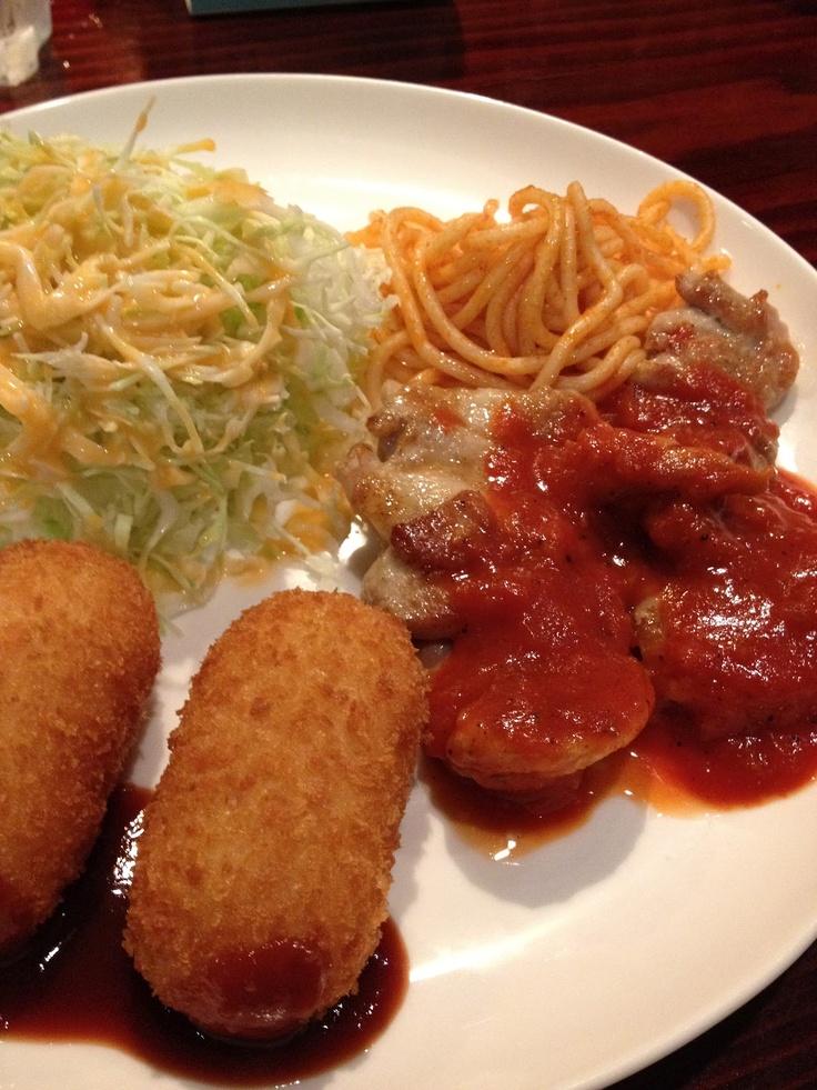 三宮 ランチ: 洋食HAYASHI(ハヤシ) 三宮 ランチ