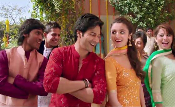 Daingad Daingad (Humpty Sharma Ki Dulhania) Video Song