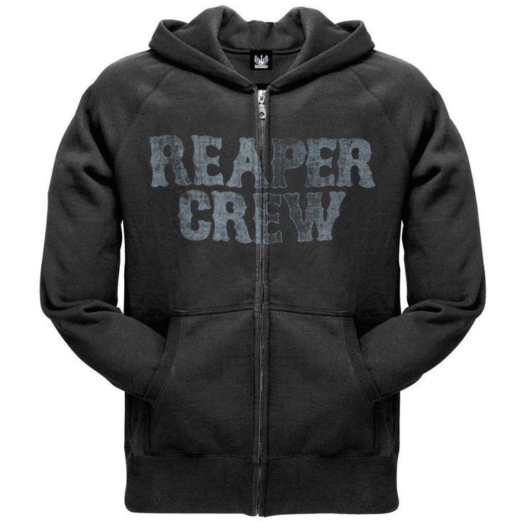 Sons of Anarchy - Reaper Crew Zip Hoodie