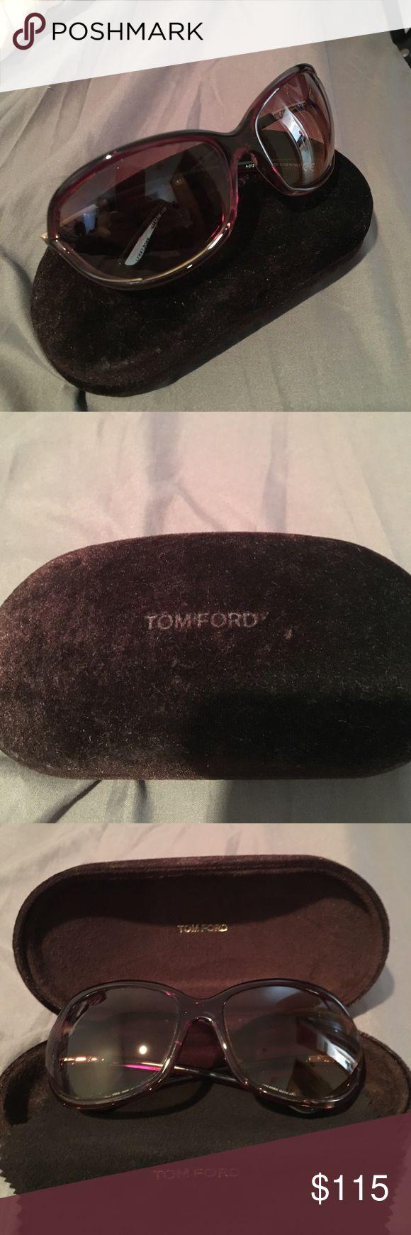 Tom Ford 'Jennifer' Sunglasses MSRP: $400.00 Tom Ford Accessories Sunglasses