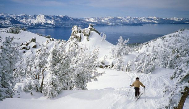 968 Park Hotel: 968 Park brings easy access to some of the best skiing and scenery in South Tahoe.