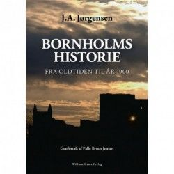Bornholms Historie: Fra oldtiden til år 1900