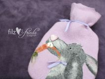 Wärmflasche Hannah das Hasenfräulein