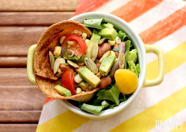 Southwestern Salsa Salad (Vegan & Gluten-Free) Used 3 Ways With No Cooking Required!