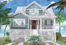 Newest House Plans | Coastal Home Plans