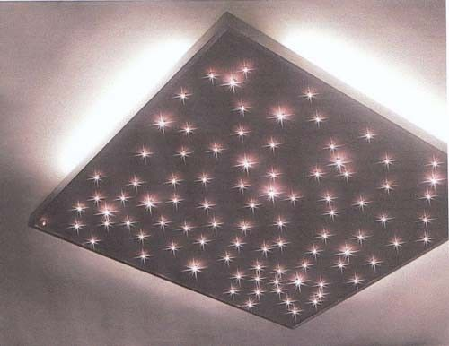 led verlichting plafond sterrenhemel kamer - Google zoeken