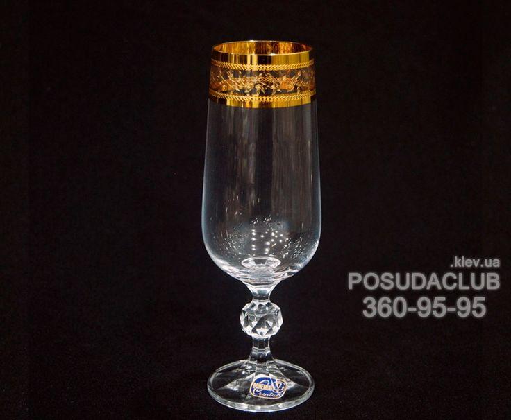 Артикул: 40149-43081-180 Бокалы для шампанского Bohemia Claudia Gold 180мл 6пр Цена и наличие: http://posudaclub.kiev.ua/bokali_dlya_shampanskogo/38602-bokaly-dlja-shampanskogo-bohemia.html