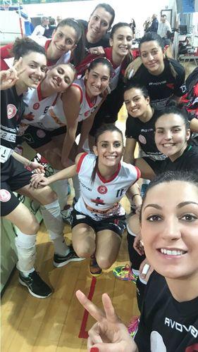 CO.GE.D Pallavolo TeatinaPharma Volley Giuliani Bari 3-1