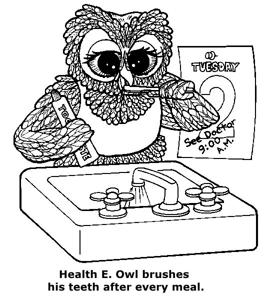 timmy the tooth coloring pages - photo#48