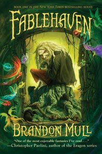 Fablehaven, Brandon Mull. (Young Adult) Seriously one of the best high-adventure books I've read in years