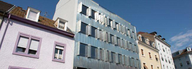 Basel, Büro Trinkler Partner Architekten AG