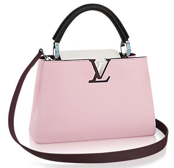 "Louis Vuitton ""Capucine"" Bag"