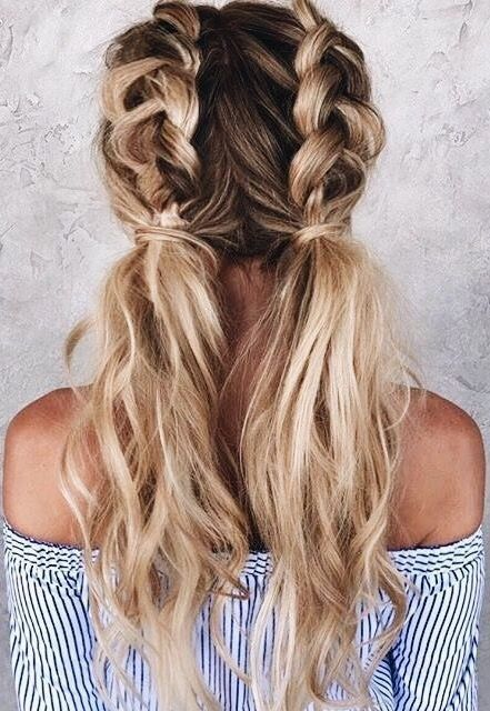 40 Special Hairstyle Ideas To Try This Fall #hairstyle