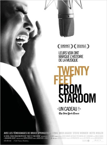 20 Feet from Stardom - Documentary feature
