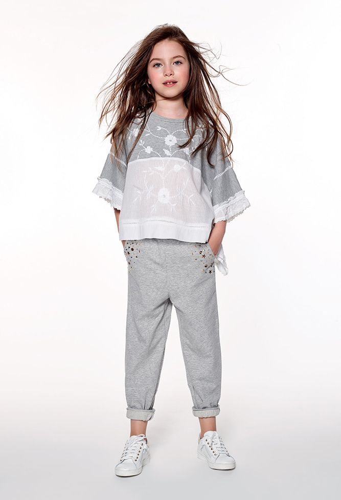 best sneakers ee8ab afe15 TWINSET : LOOKBOOK : GIRL | bluz | Vestiti da bambini ...