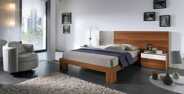 Dormitorio matrimonio, modelo Thea
