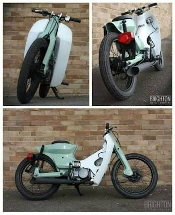 「honda c90 custom」の画像検索結果