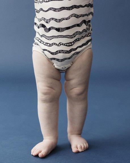 Snakes: Baby bodysuit