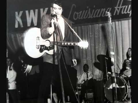 Elvis Presley. Baby Let,s Play House.Louisiana Hayride Archives 1954-195...
