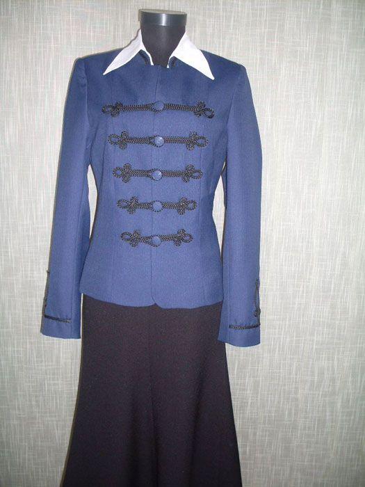Hungarian Bocskai costume