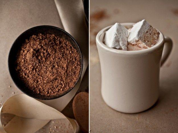 maple hot cocoa