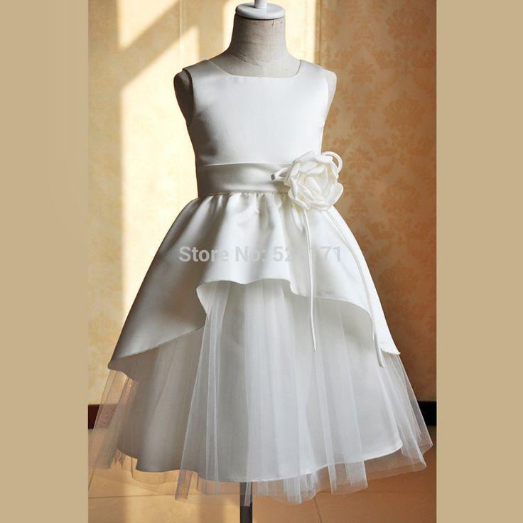 Высокое качество новый девушки конкурс платья для маленьких детей принцесса платья для детей формальные свадебные ну вечеринку крещение