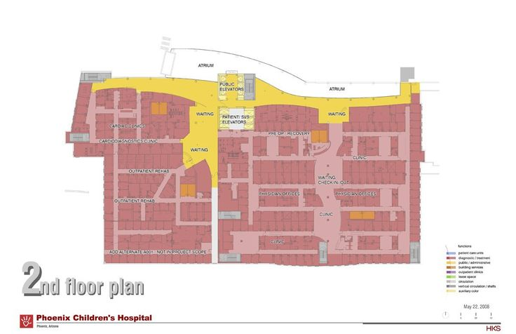 Gallery of Phoenix Children's Hospital / HKS Architects - 10